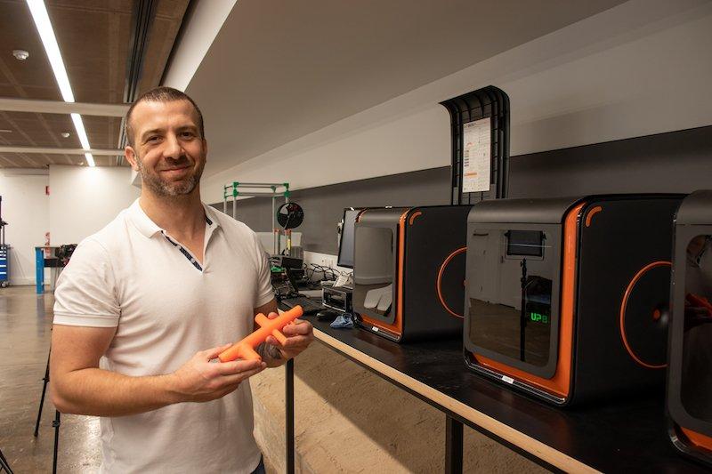 Ian Firns valve prototype