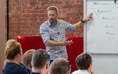MASTERCLASS: Digital Marketing with Matt Cowdell