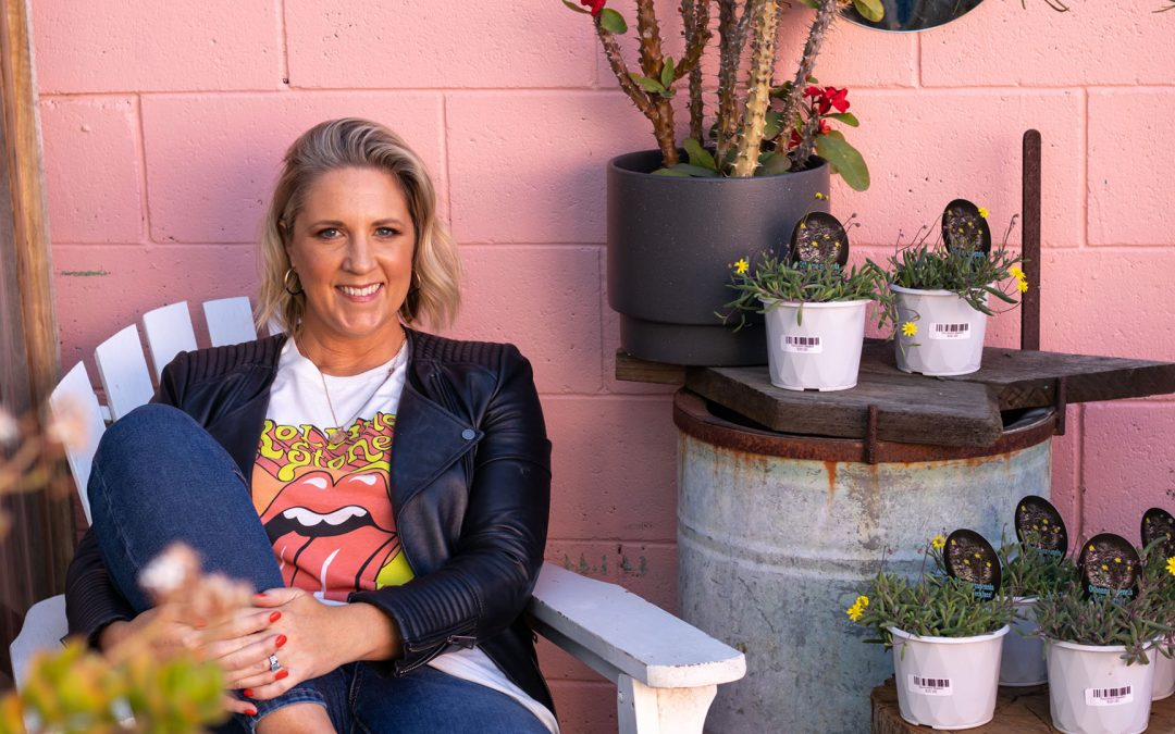 Masterclass: Developing a brand with Tess Cameron